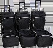 Un ensemble complet de bagages