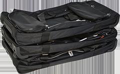 Des sacs pratiques et faciles à ranger