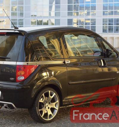 Aileron pour Peugeot 1007