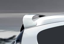 Aileron pour Peugeot 107 5 portes