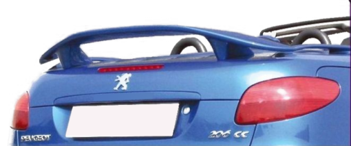 Aileron Sport pour Peugeot 206 CC (Coupé Cabriolet)