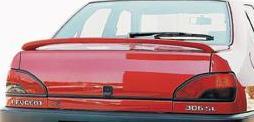 Aileron pour Peugeot 306 Sedan (Avec coffre)