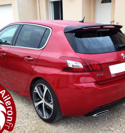 Aileron pour Peugeot 308 2 (à partir de 2013)