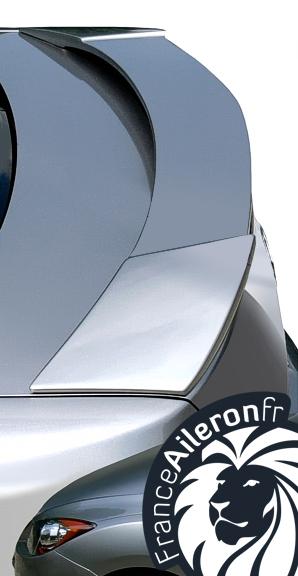 Aileron pour Mazda 3 Sedan (avec coffre)