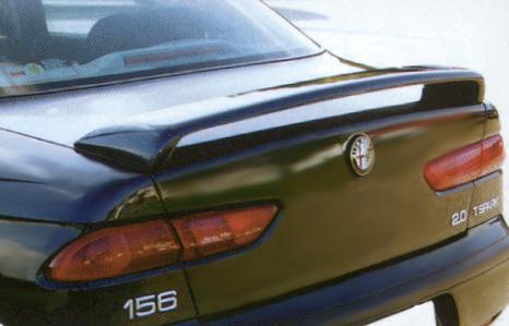 Aileron pour Alfa Romeo 156