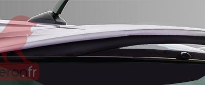 Aileron pour Aston Martin Cygnet