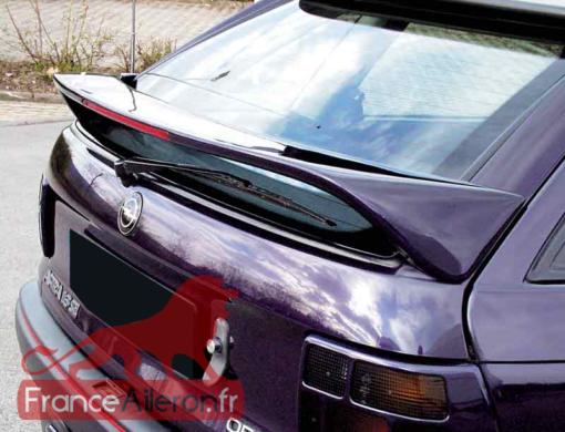 Becquet / Aileron Inférieur pour Opel Astra F