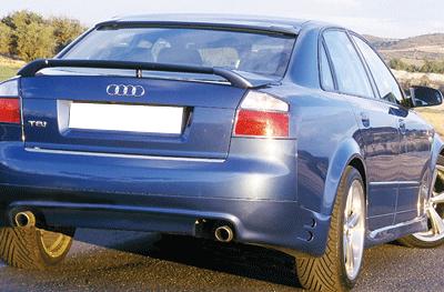 Aileron pour Audi A4 Berline de 2000 à 2004