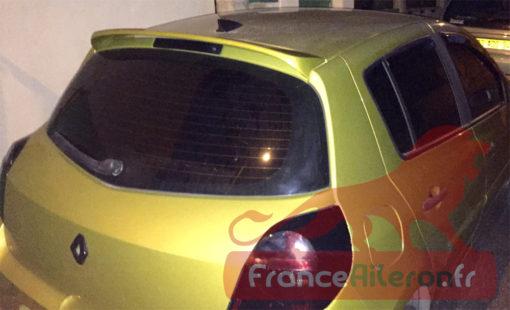 Aileron pour Renault Clio 3 - Photo envoyée par un acheteur
