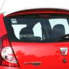 Aileron pour Dacia Sandero 1