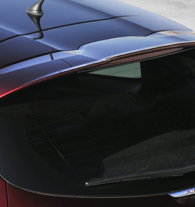 Becquet / Aileron GTI Replica pour Peugeot 208