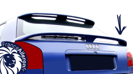 Aileron inférieur pour Audi A3 ph1