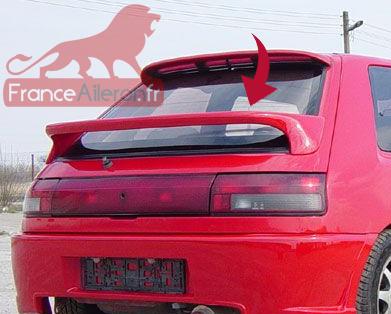 Aileron pour Mazda 323 3 portes