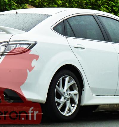 Becquet Origine Replica pour Mazda 6 II