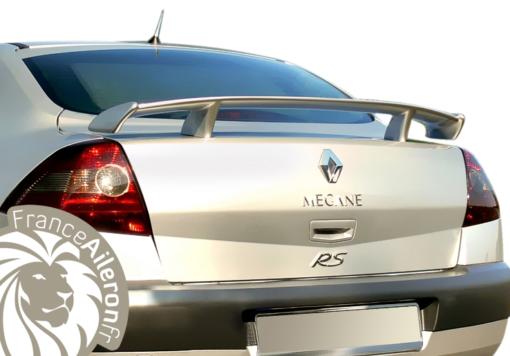 Aileron pour Renault Megane 2 sedan