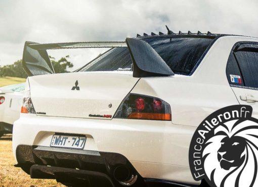 Aileron EVO pour Mitsubishi Lancer 7