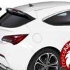 Spoiler VXR pour Opel Astra J