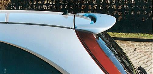 Becquet / Aileron pour Opel Corsa C (5 portes)