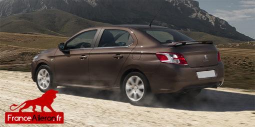Spoiler Sport pour Peugeot 301