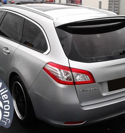 Spoiler pour Peugeot 508 SW