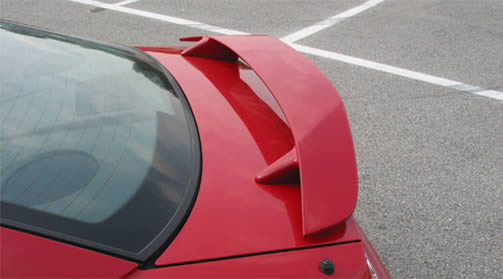 Becquet pour Alfa Romeo GTV