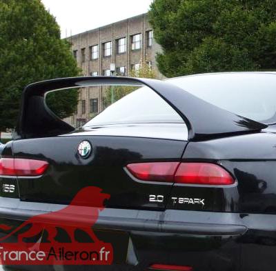 Spoiler Racing pour Alfa 156
