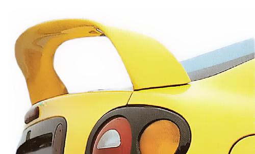 Aileron Rallye pour Renault Mégane Coupé