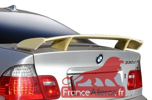 Becquet / Aileron pour BMW Série 3 E46 Berline
