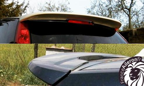 Becquet pour Ford Fiesta Mk V 3 portes