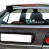 Aileron supérieur pour Renault Mégane
