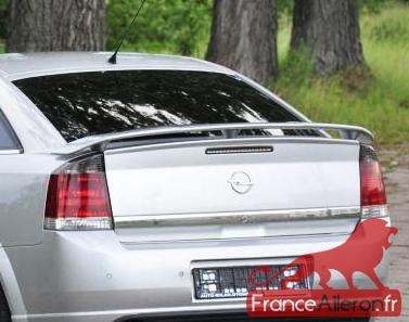 Becquet / Aileron pour Opel Vectra C