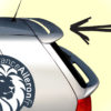 Aileron pour Volkswagen Golf 4