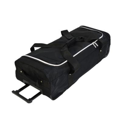 Nissan Qashqai+2 (J10) (de 2009 à 2014) - Pack de 6 sacs de voyage sur-mesure