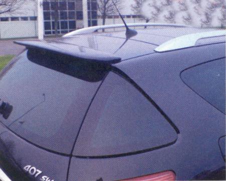 Becquet pour Peugeot 407 SW