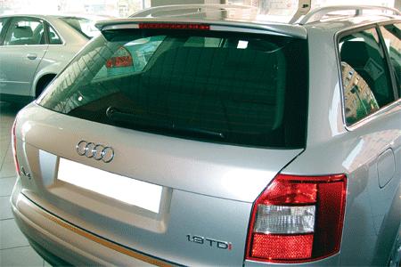Aileron pour Audi A4 B6 Avant