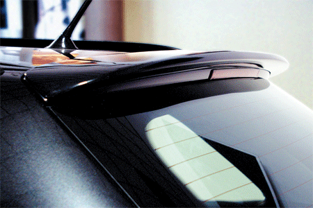 Becquet pour Audi A6 Avant / Break (Modèle C5