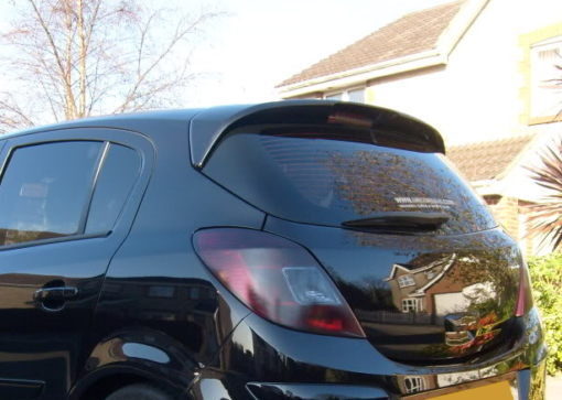 Aileron VXR Replica pour Opel Corsa D 5 portes