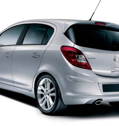 Spoiler VXR Replica pour Opel Corsa D 5 portes
