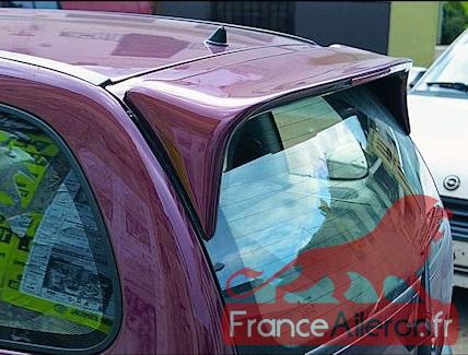 Becquet / Aileron pour Opel Corsa B 5 portes