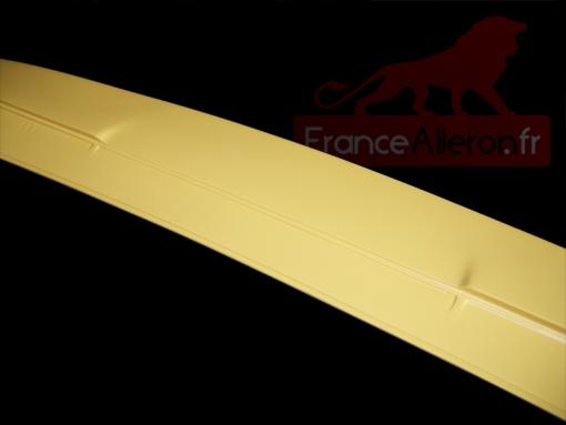 Becquet Origine pour Renault Clio 2 - Vue de dessous - Becquet prêt à être peint (possibilité de mise en peinture)