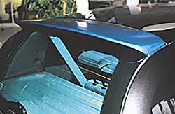 Becquet Origine pour Renault Clio 2
