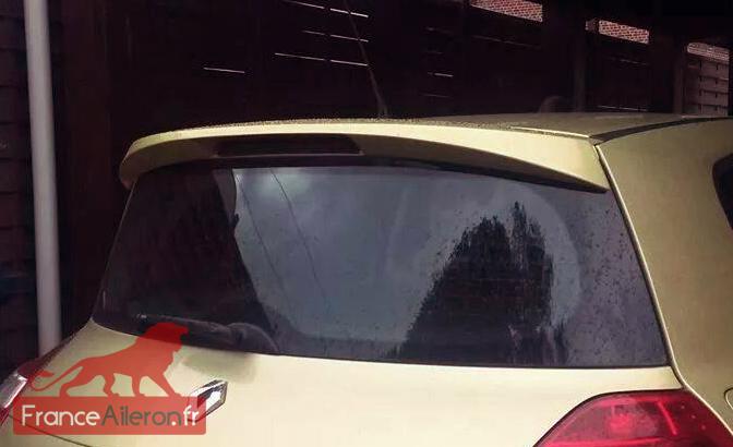 Becquet pour Renault Mégane 2