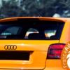 Becquet S3 pour Audi A3 8P