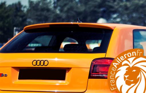 Becquet S3 pour Audi A3 Sportback (8PA)