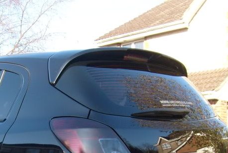 Becquet VXR Replica pour Opel Corsa D 5 portes