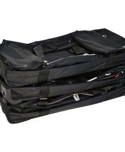 Seat Leon (1P) (de 2005 à 2012) – Pack de 6 sacs de voyage sur-mesure 6