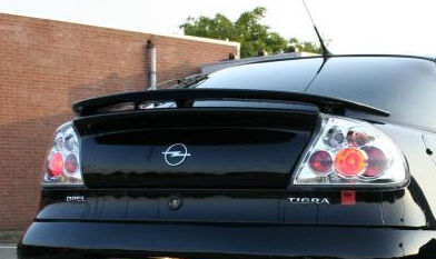 Spoiler pour Opel Tigra